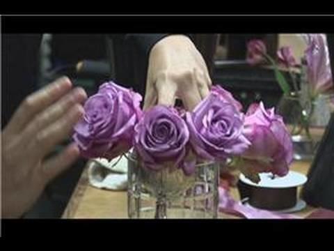 Bridal Bouquet Ideas : How to Make a Round Bridal Bouquet