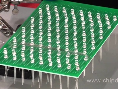 Led matrix build my crafts and diy projects do it yourself led matrix solutioingenieria Choice Image