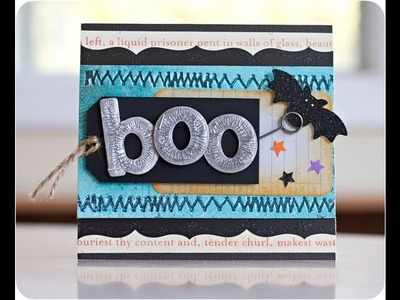 Finally Friday: BOO Card