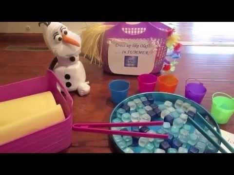 Frozen Birthday Party Game Ideas!!