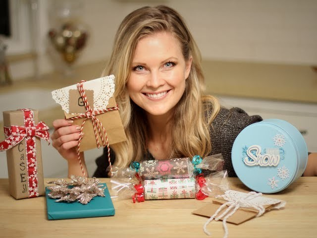 Fun, Creative Gift Wrapping Ideas