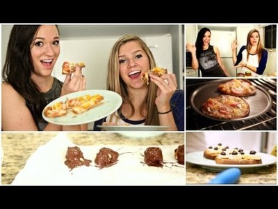 Healthy After School Snack Ideas with Alisha Marie!