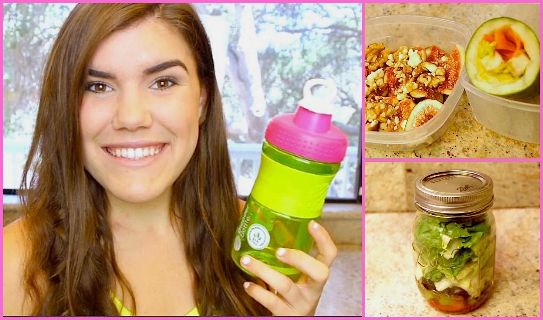 Healthy School Lunch Ideas!