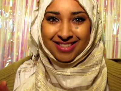 Hijab Tip: How to Make your Face Look Fuller or Slimmer