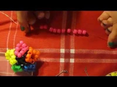 How to make a 3D Kandi Star