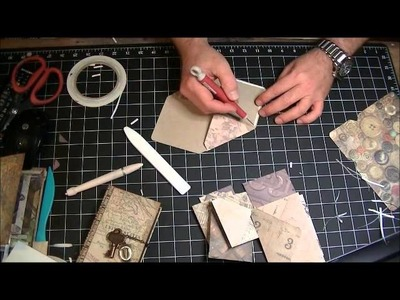 How To Make an Envelope Mini