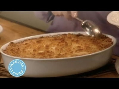 How to Make the Ultimate Macaroni and Cheese ⎢Martha Stewart