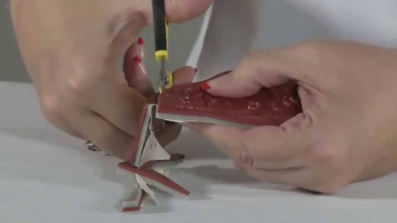 How to Properly Cut Rubber Stamps