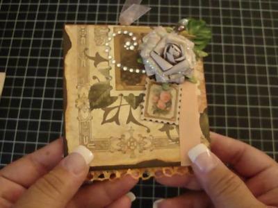 Le Romantique Mini Page Swap ~Group 4~