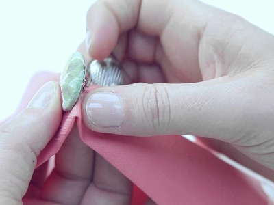 Learn How To Hand Sew a Shank Button (US)