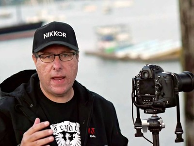 Long exposure tutorial with Scott Kelby