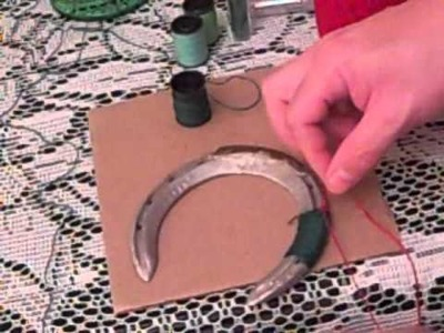 Magickal Charms: Horseshoe Charm with Bob Hickman Psychic-Medium