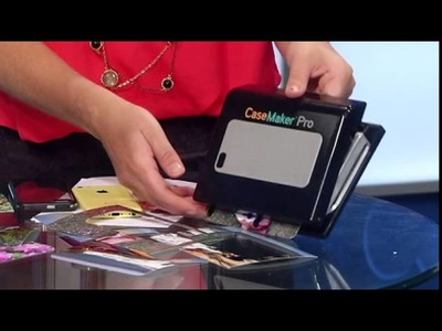 Make your iPhone case with CaseMaker Pro