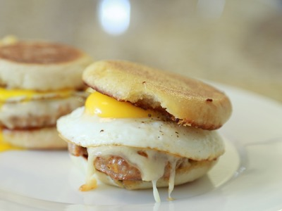 My Breakfast Sandwich | Byron Talbott
