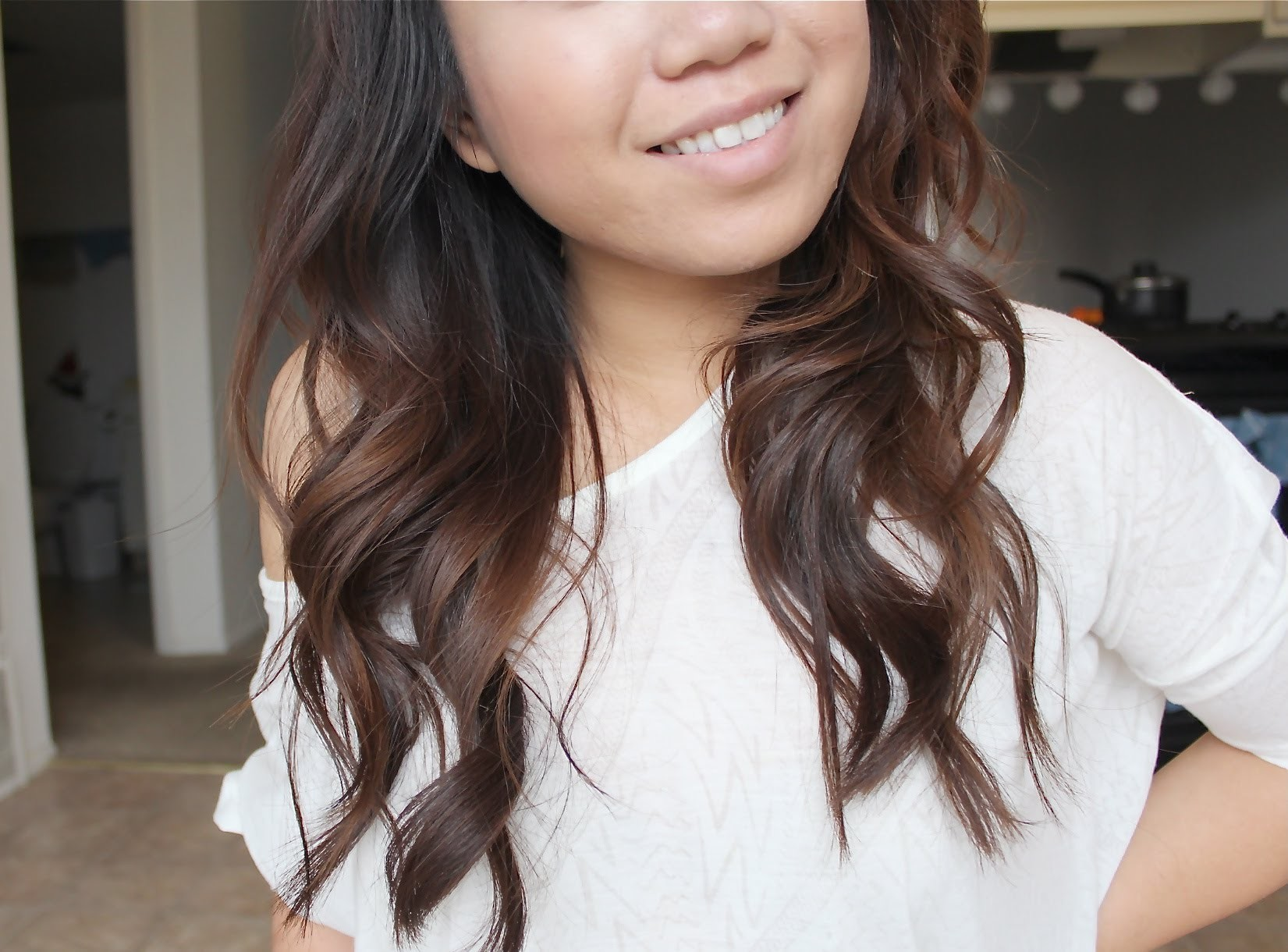 Quick & Easy Soft Loose Everyday Curls - How I curl my hair