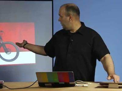 Running a presentation from an iPad to a projector | Keynote | lynda.com