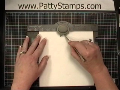 Stampin Up Envelope Punch Board Tutorial