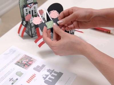 Summer Box Cards SVG Kit - Assembly Tutorial