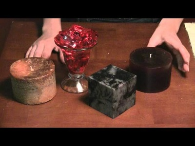 Unscented Allergy Free Candles You Can Make