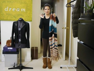 25 Ways to Wear a Scarf - Companion Episode 4