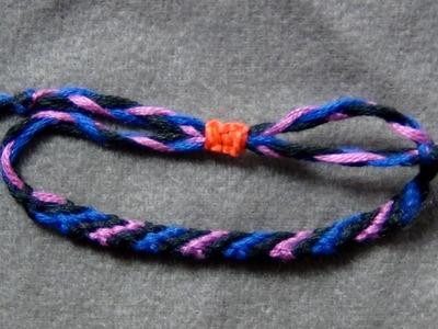 ■ BeyondBracelets - The Adjustable Knot for Macrame & Hemp Bracelets