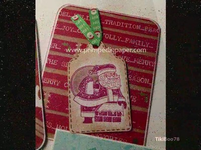 Christmas Card Set - Quick and Easy