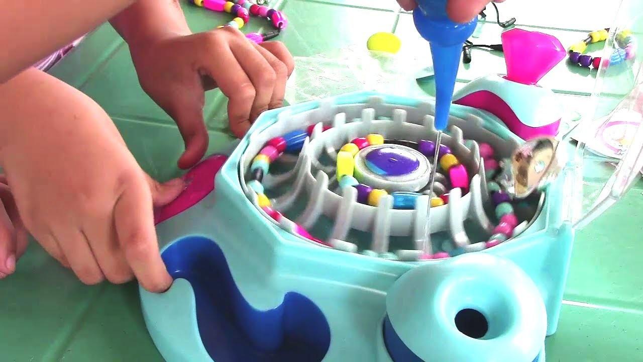 Colour Splasherz Design Station Splash n Style - Create Beautiful Stylish Jewelry - Kids' Toys