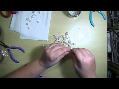 Day 3, 10 Days of Christmas Ornaments with Cynthialoowho