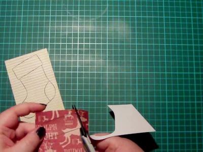 Digital Stamp 3 Ways - #3 Gift Tag (Christmas Stocking)
