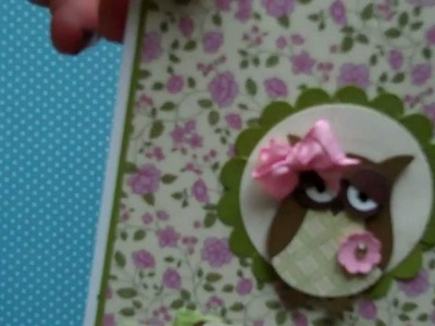 Fork Bow Tutorial by Independent Stampin Up UK Demo Michelle Last