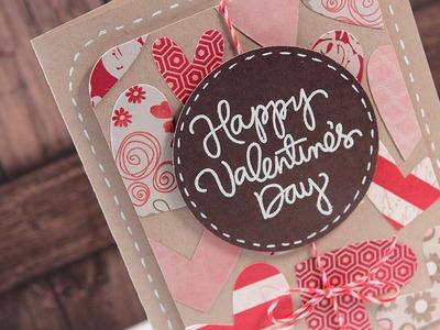Friday Focus - 2013 Valentine's Day Card 1