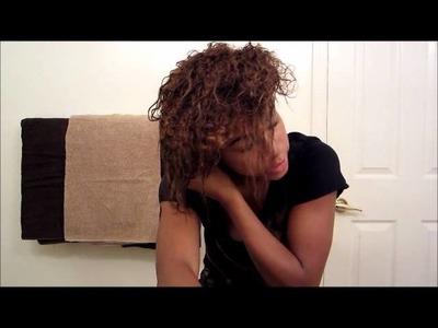 Hair tutorial: French Braid Out!