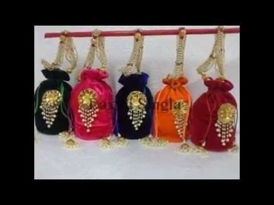 Handmade Potli,Bags
