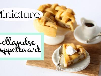"""Hollandse Appeltaart (Dutch Apple Pie - TEGB: """"Around The World"""" - Challenge # 2 Netherlands"""