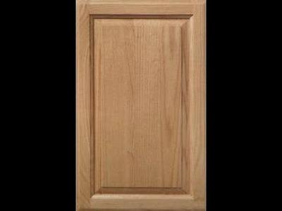 How To Build Raised Panel Cabinet Doors