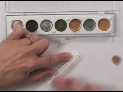 How To Do It: Metallic Rub-on Paste