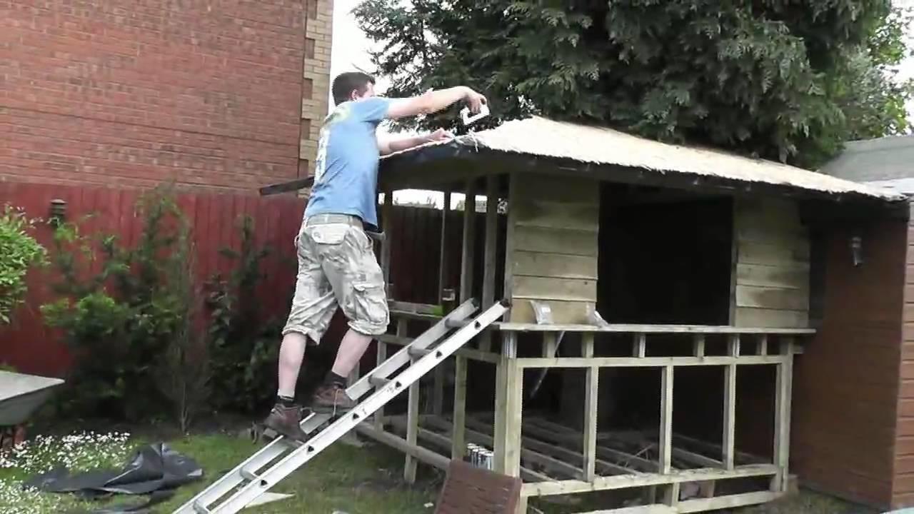 How to make a Garden Bar, Home Bar, Outdoor Bar
