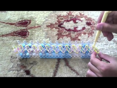 How To Make A Rainbow Loom Bracelet