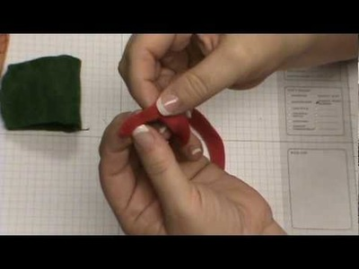 How to make a rosette using the Big Shot