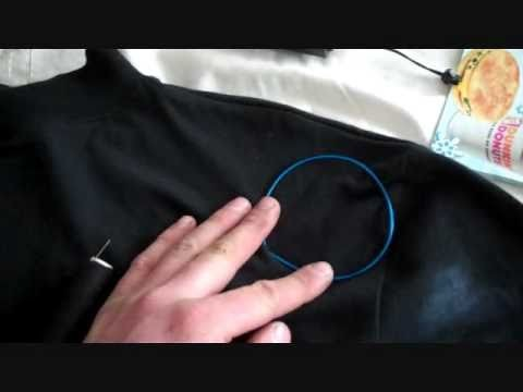 How to make a Tron Legacy costume