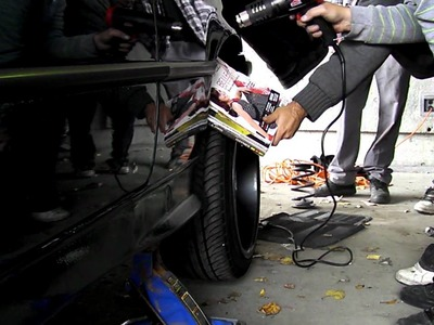 How to make wide fender for cheap