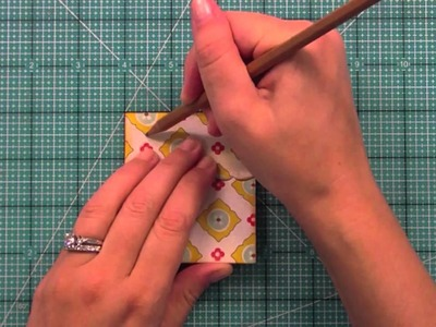 How to: tea bag holder party favors