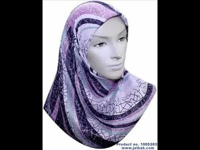 How to Wear Hijab (Collection of Hijab)