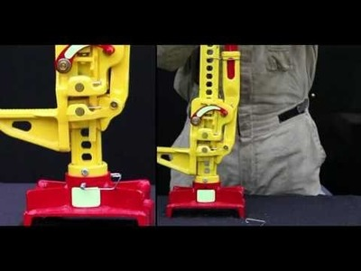 Introducing.  the NEW First Responder Jack by Hi-Lift