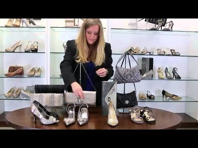 J.Renee' Shoes Glitz and Glamour - What shoes do you wear to special events after 6pm?