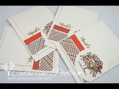KISS Card Thumping Technique - Masculine Card Making