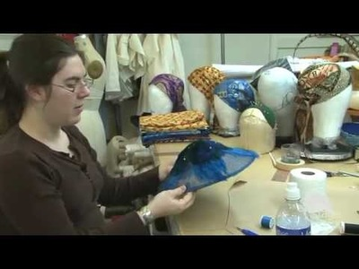 Making of the Hats for CROWNS