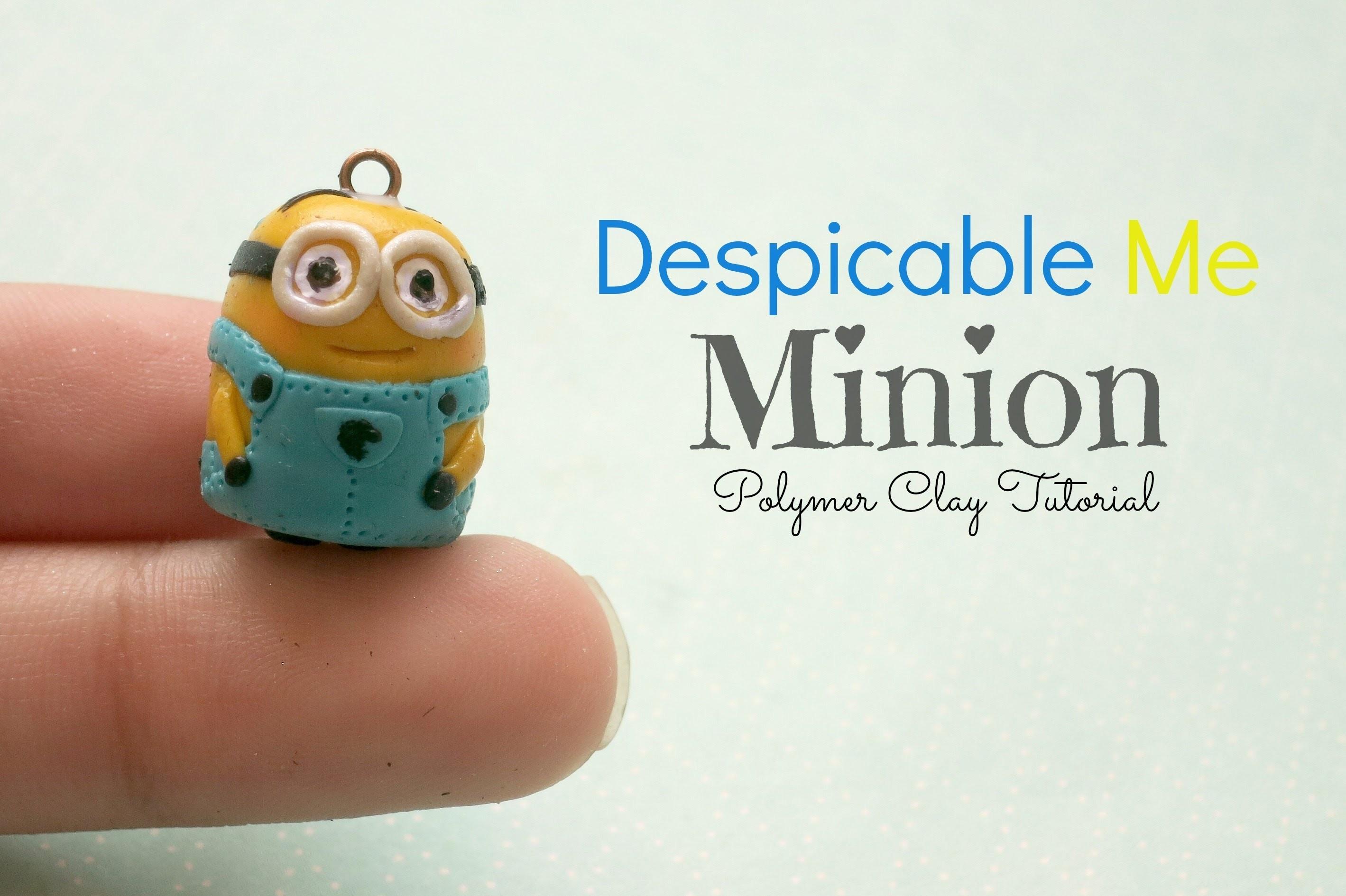 Minion | Polymer Clay Tutorial ≧◡≦