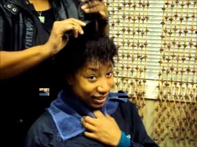 Natural Hair Story Head Curl in Charge by SistersWithBeauty
