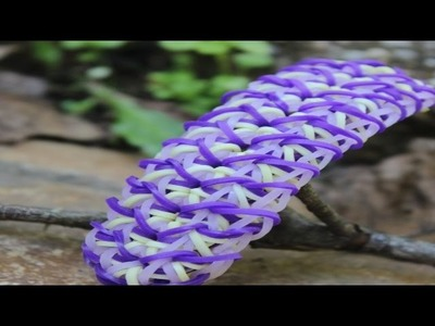 *NEW* Solihiya Bracelet Tutorial on the Rainbow Loom